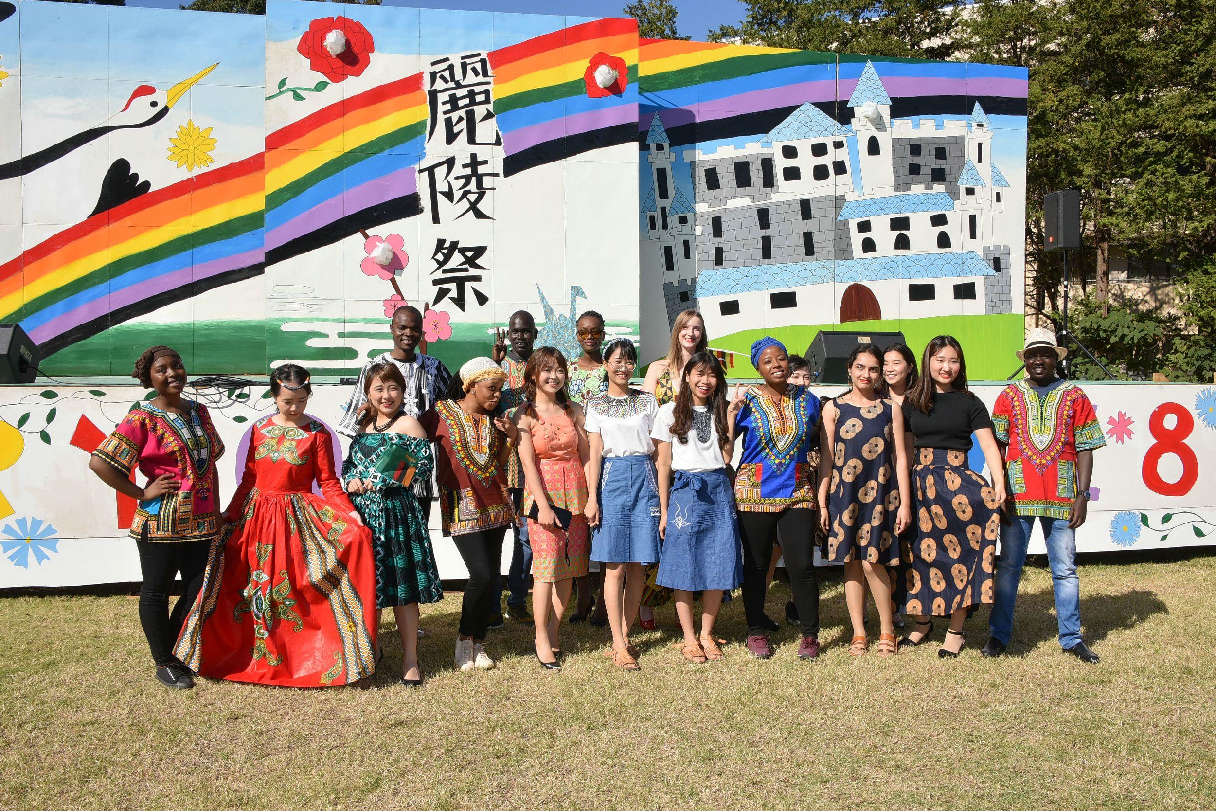 大学祭(麗陵祭)